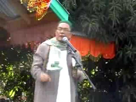 Ustad Sjuta Umat. Dr. Muh. Yahya Waloni Part 04
