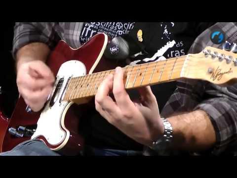 Telecaster - Modelos de Guitarra (equipamentos)