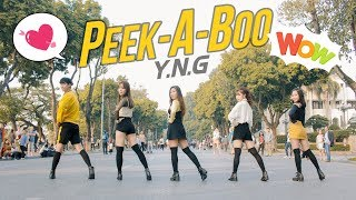 [ KPOP IN PUBLIC ] Red Velvet 레드벨벳 '피카부 Peek A Boo   Dance Cover By YNG