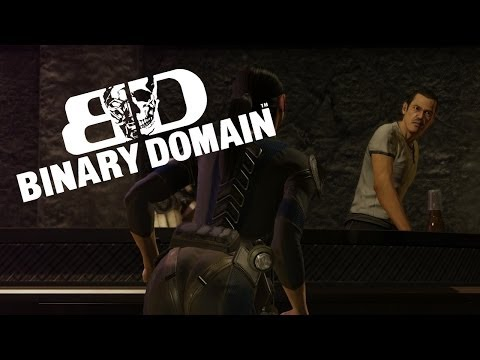 Binary Domain: Part 4: I Love You, Faye
