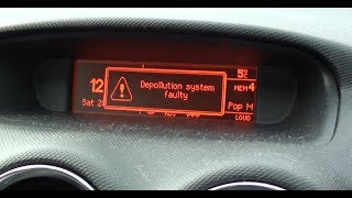 getlinkyoutube.com-Peugeot 308 Depollution System Faulty Error Code P1340 Diagnostic OBD2