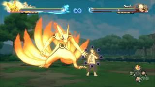 getlinkyoutube.com-Naruto Shippuden: Ultimate Ninja Storm 4 - All Tailed Beasts | Gameplay (HD) [1080p60FPS]