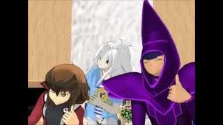 getlinkyoutube.com-{MMD} Yu-Gi-Oh Karaoke Episode 20 MEME collection