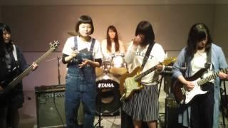 getlinkyoutube.com-キャッホリー なんでもねだり/KANA-BOON 2016/4/16 推しバンライブ 島村楽器伊丹昆陽店