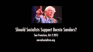 getlinkyoutube.com-Should Socialists Support Bernie Sanders?