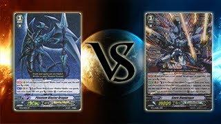 getlinkyoutube.com-Shadow Paladin Vs Nova Grappler Set 4 - Cardfight Vanguard Match 1/3