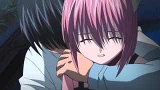getlinkyoutube.com-Romantic Anime- Elfen Lied: Uneasy Love Confession