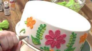 getlinkyoutube.com-AMAZING Cake Decorating Compilation - CAKE STYLE