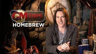 getlinkyoutube.com-Creating Homebrew Content in RPGS! (GM Tips w/ Matt Mercer)