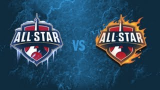 getlinkyoutube.com-Team Fire vs Team Ice - 2014 All-Star 1v1/2v2 D4