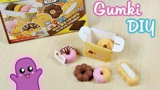 getlinkyoutube.com-Gumki DIY w kształcie pączków - Kutsuwa ereaser kit #5