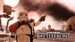 getlinkyoutube.com-Star Wars Battlefront – zwiastun premierowy
