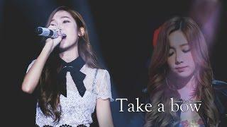 getlinkyoutube.com-SNSD's Jessica - Take A Bow (feat. Taeyeon)
