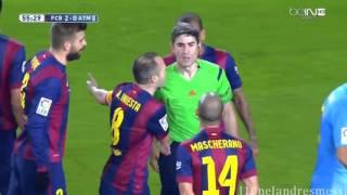 getlinkyoutube.com-Atletico Madrid Vs FC Barcelona  0-2 All Action and Goal 4/13/2016 HD