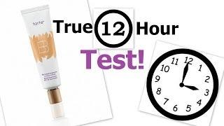 getlinkyoutube.com-Tarte BB Tinted 12 Hour Primer First Impressions - True 12 Hour Test