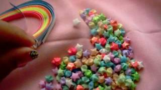 getlinkyoutube.com-How to make Lucky Stars