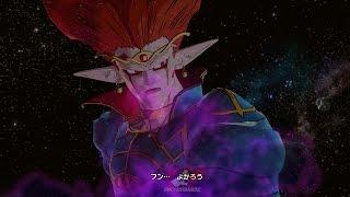 getlinkyoutube.com-Dragon Ball Xenoverse ドラゴンボール ゼノバース - All Cutscenes 全シーン [1080p]