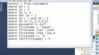 getlinkyoutube.com-Introduction to SQL Databases