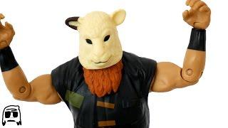 getlinkyoutube.com-Erick Rowan WWE Elite 48 Mattel Toy Unboxing & Review!!