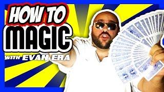 10 CARD TRICKS - HOW TO MAGIC