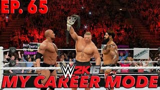 getlinkyoutube.com-WWE 2K16 My Career Mode - WHO WANT'S IT! (EP. 65) [WWE MyCareer PS4/XBOX ONE/NEXT GEN Part 65]