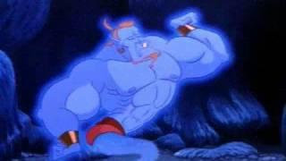 getlinkyoutube.com-Aladdin incontra il Genio