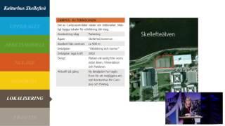 Västerbotten på Grand 2014: Om medborgarinflytande och kulturhuset i Skellefteå