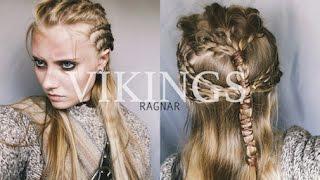 VIKINGS INSPIRED HAIR & MAKEUP: RAGNAR