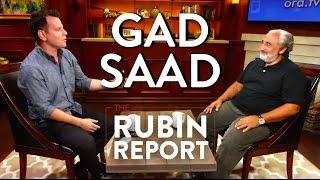 getlinkyoutube.com-Gad Saad Interview: Sam Harris, Atheism, Political Correctness