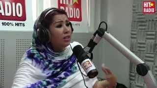 getlinkyoutube.com-Saida Charaf dans le Morning de Momo sur HIT RADIO - 21/05/15