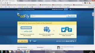 getlinkyoutube.com-5 Ways to make Money on internet using ADFLY 10$-15$ a day not FAKE