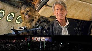 getlinkyoutube.com-The Star Wars Celebration 2015 Audience Reaction to The Force Awakens Teaser 2 Trailer