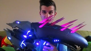 getlinkyoutube.com-REAL LIFE NEEDLER!! TOP TOY OF 2015!! (Halo 5 Limited Edition Needler Replica Unboxing)