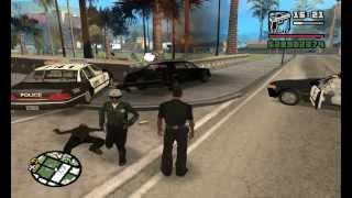 getlinkyoutube.com-Como ser policia en GTA San Andreas sin mods