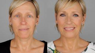 getlinkyoutube.com-Mature Makeup Look - Summer Events, Weddings, Parties etc