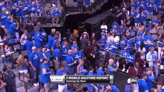 getlinkyoutube.com-2011 NBA Finals Miami Heat V Dallas Mavericks Game 3