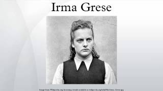 getlinkyoutube.com-Irma Grese