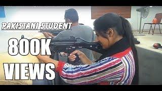 getlinkyoutube.com-Pakistani Student Firing a MP5 like a Plastic Gun