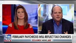 Gene Marks on Fox News 1/1/18