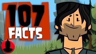 getlinkyoutube.com-107 Total Drama Island Facts - (Tooned Up #223)   ChannelFrederator