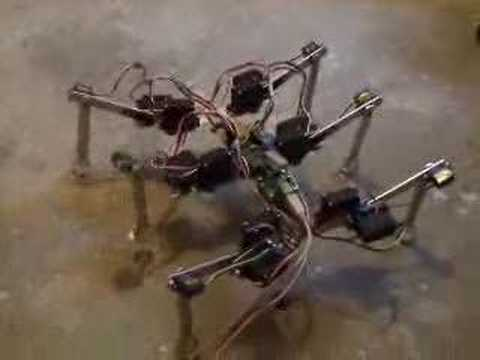 Hexapod - Walking Robot