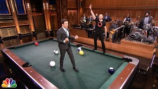getlinkyoutube.com-Pool Bowling with Hugh Jackman
