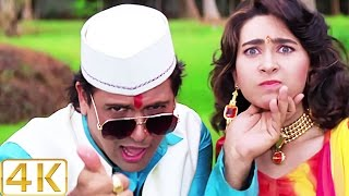 getlinkyoutube.com-A Aa Ee O O O - 4K Ultra HD Video Song | Karisma Kapoor & Govinda | Raja Babu