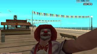 getlinkyoutube.com-Gta samp - Selfie movie (Selfie Mod)