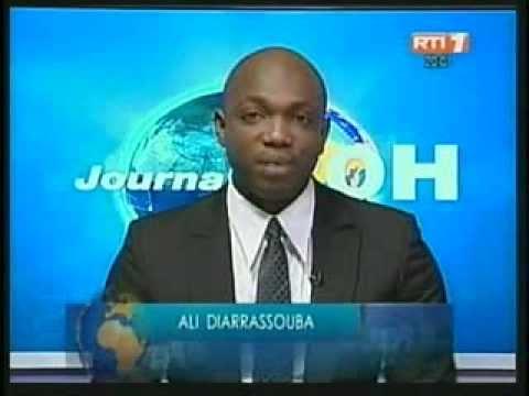 Cote d'Ivoire : Le Journal de 20 heures du 27 septembre 2012
