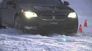 getlinkyoutube.com-Audi quattro, benz 4matic, BMW Xdrive SNOW 비교