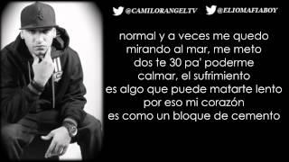 getlinkyoutube.com-NO ME HABLEN DE AMOR (LETRA) - ELIO MAFIABOY