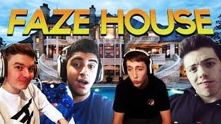 getlinkyoutube.com-A FAZE HOUSE CALL OF DUTY MAP?