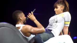 getlinkyoutube.com-Usher - Lap Dance live Performance