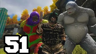 getlinkyoutube.com-PINTANDO A LOS MONOS | ARK: Survival Evolved #51 Con Mods